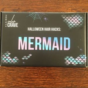 clairol Accessories - Clairol color crave hair makeup set/6 shades